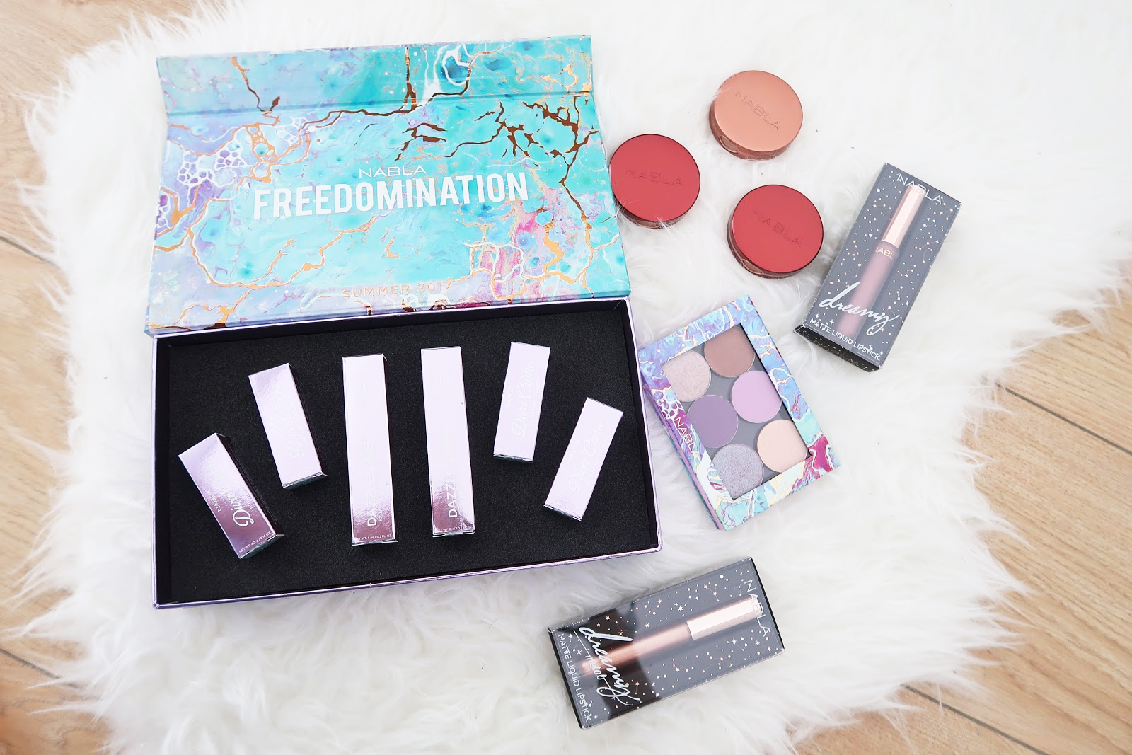 NABLA FREEDOMINATION - review e swatches