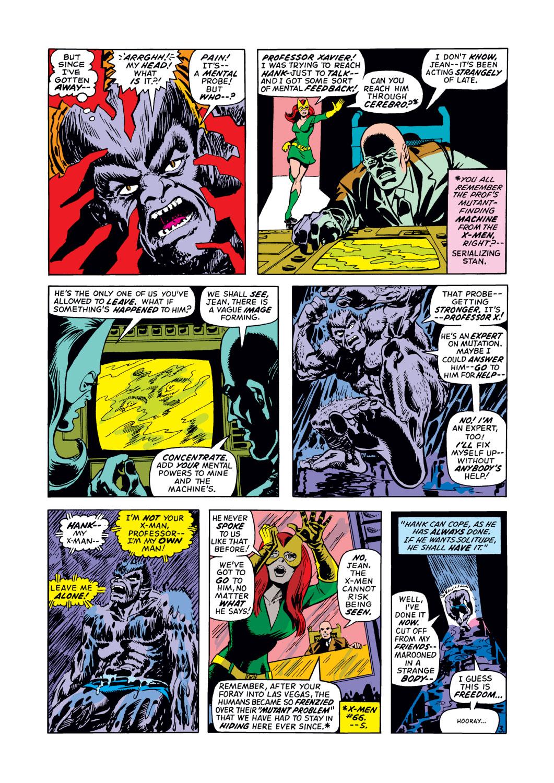 Read online Amazing Adventures (1970) comic -  Issue #12 - 4