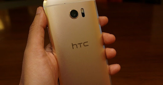 HTC had started pushing out Android 7.0 Nougat