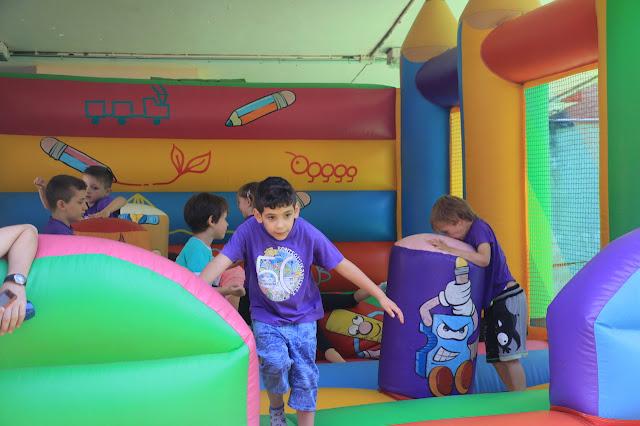 fiesta del colegio Rontegi