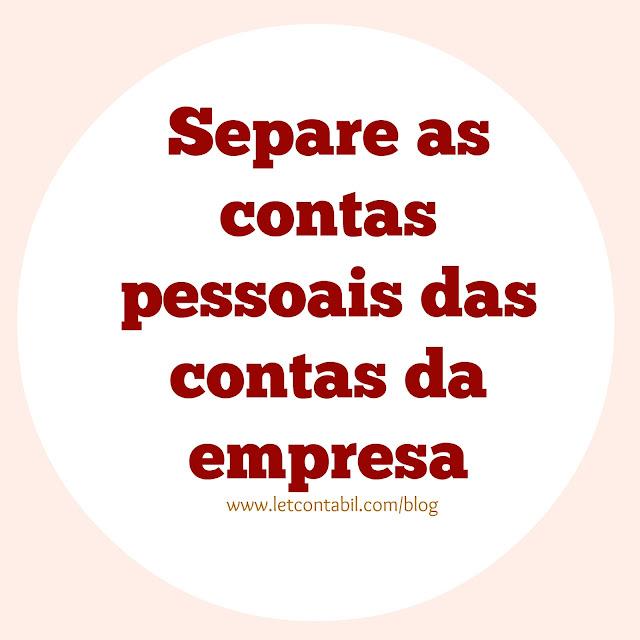Dicas para empreendedor, Let Contábil, Contabilidade, Zona Leste de São Paulo