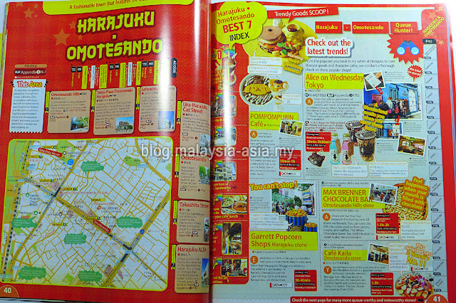 Omotenashi Travel Guide Harajuku