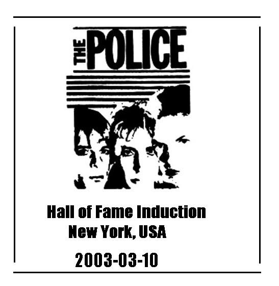 THE POLICE una leyenda viva: