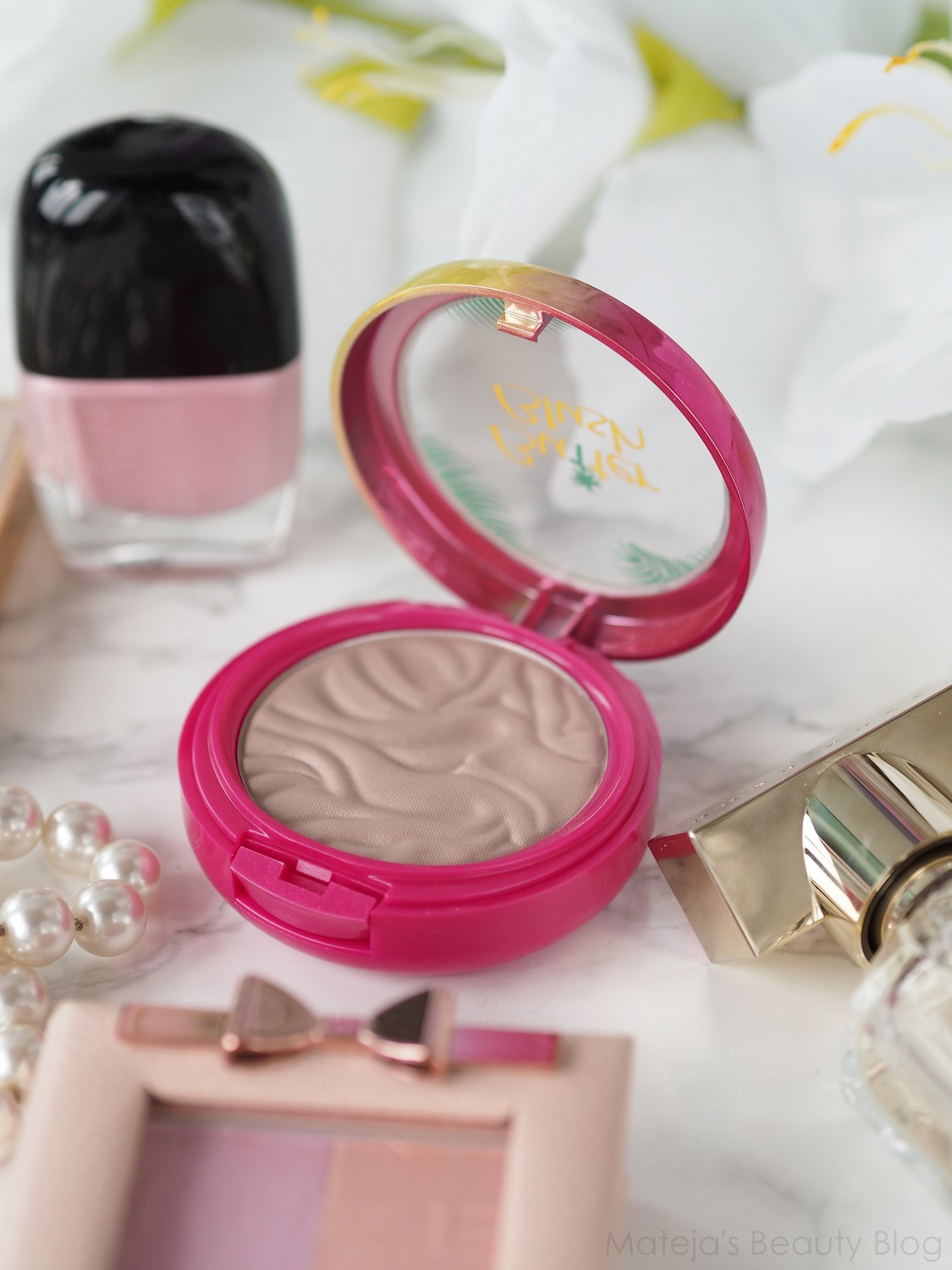 Physicians Formula Butter Blush in Plum Rose