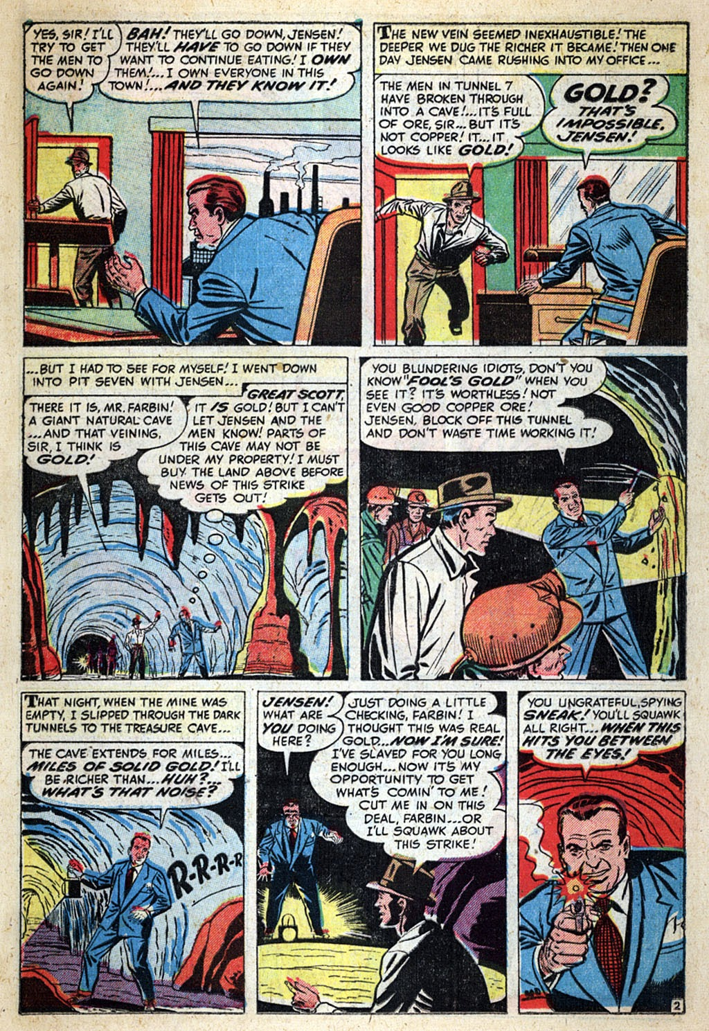 Journey Into Unknown Worlds (1950) issue 4 - Page 21