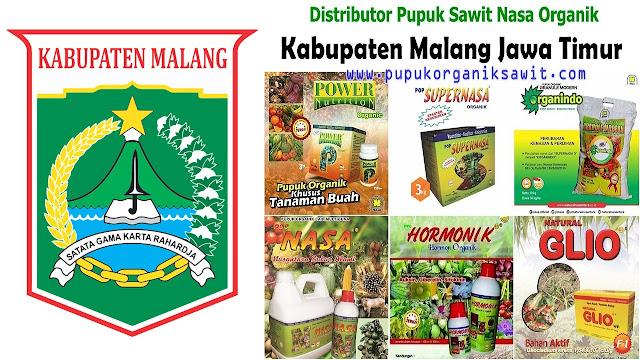 Distributor pupuk buah sawit Nasa Organik wilayah Kabupaten Malang Jawa Timur (JATIM).
