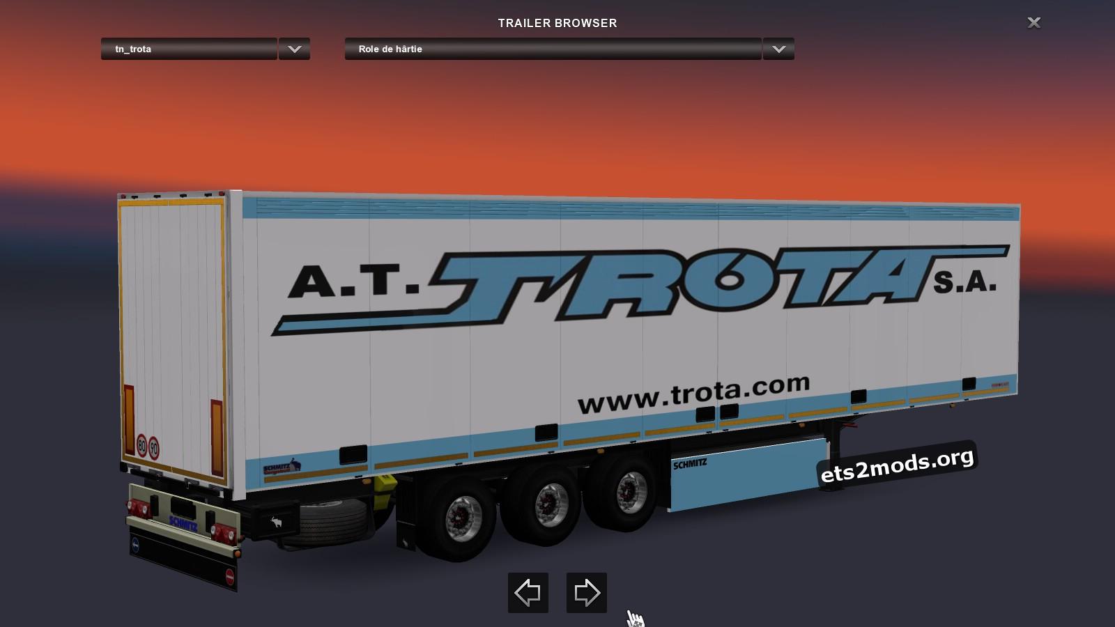 Combo Pack - Trota