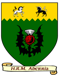 Heraldry coat of arms Mystara Foresthome