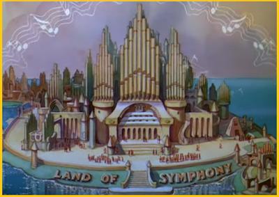 La tierra de la Sinfonía