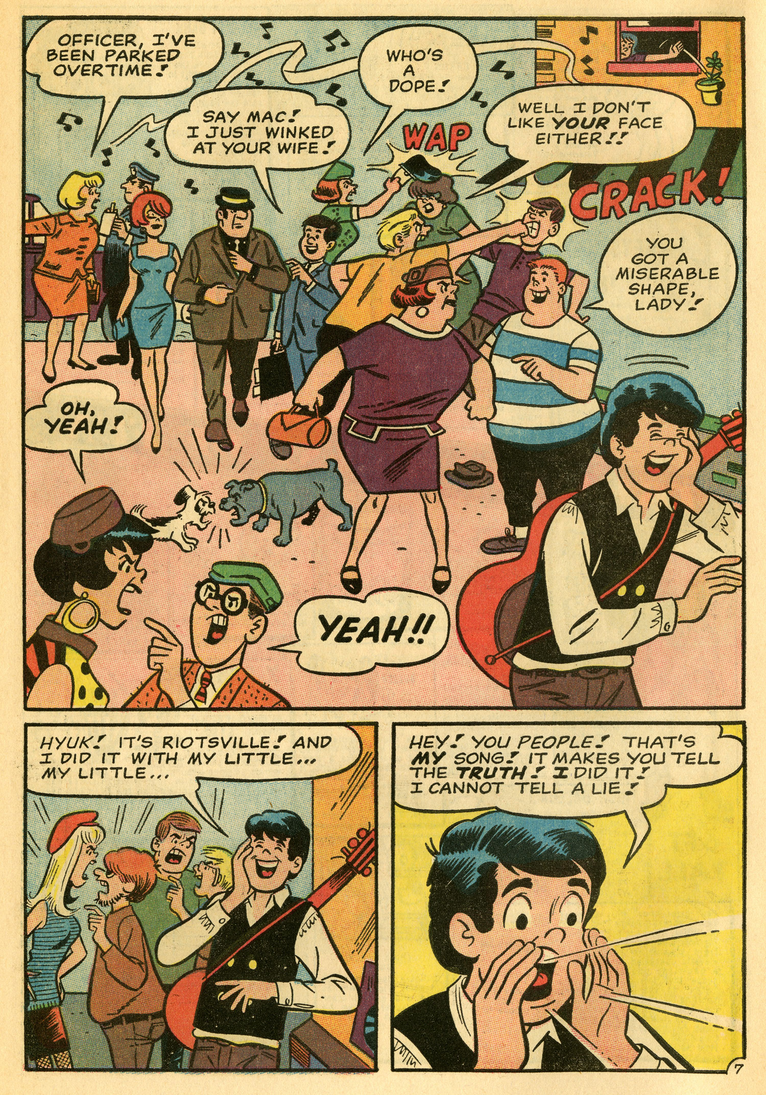 Read online She's Josie comic -  Issue #24 - 10