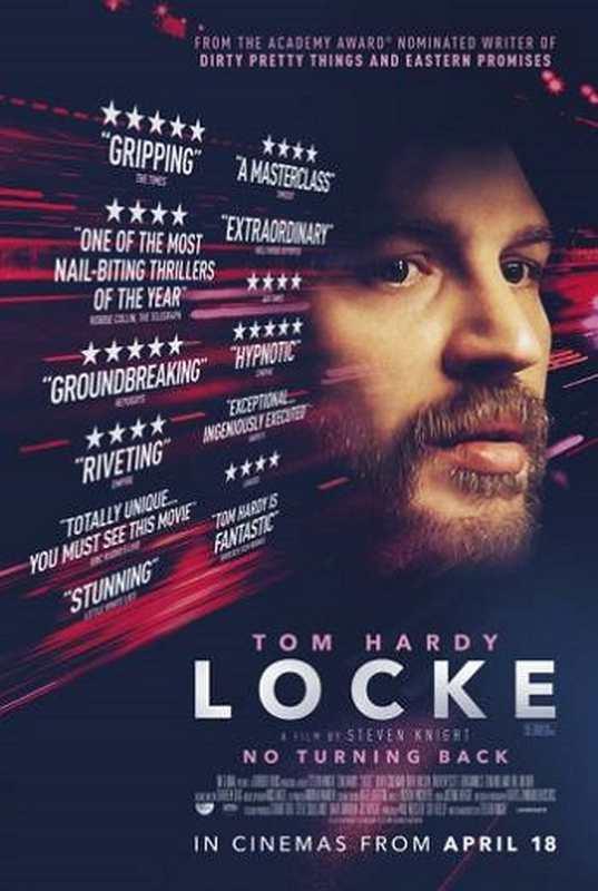 فیلم دوبله : لاک (2013) Locke