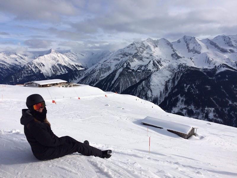 Снежни приключения в долината Цилертал, Австрия