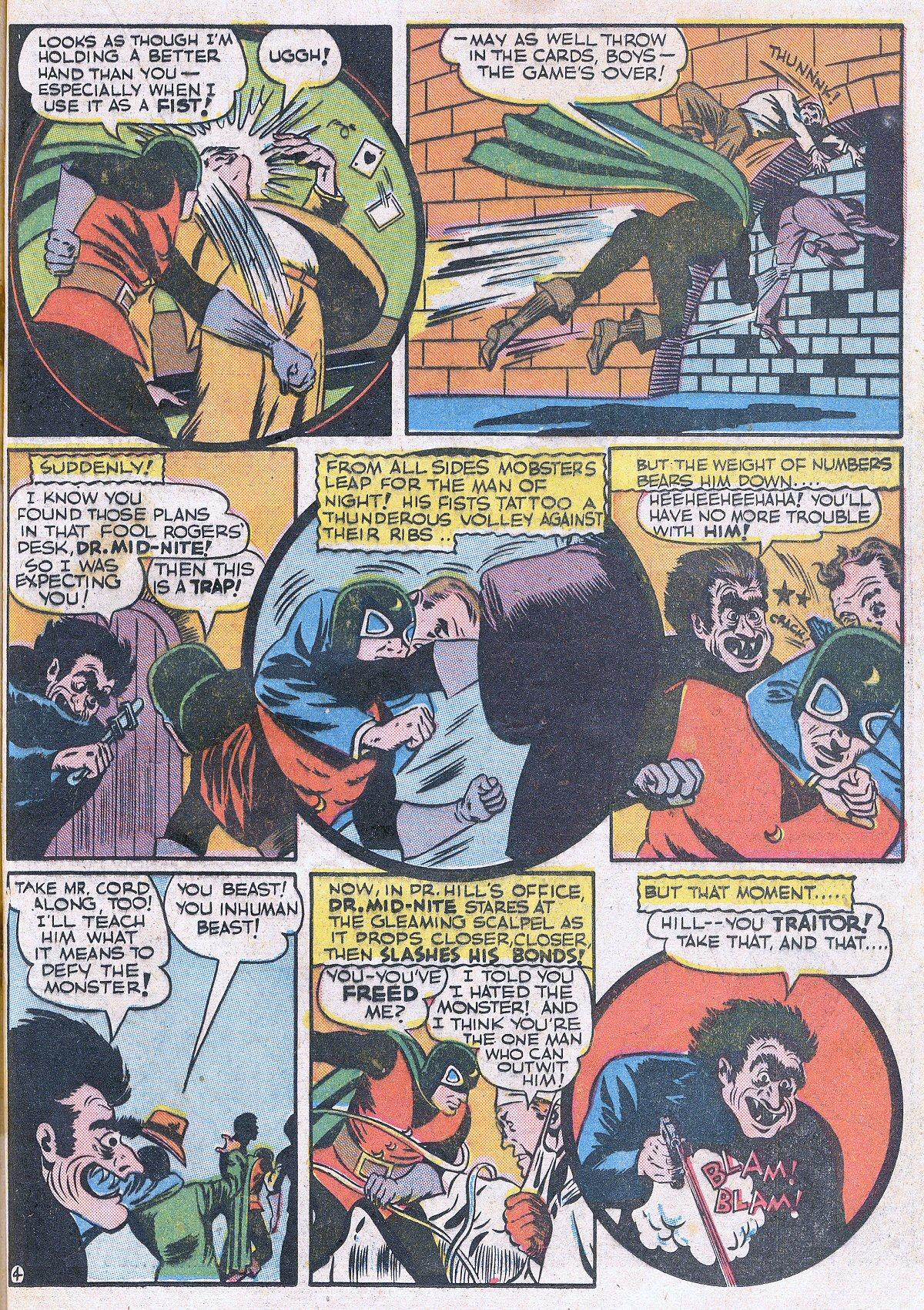 Read online All-Star Comics comic -  Issue #20 - 32