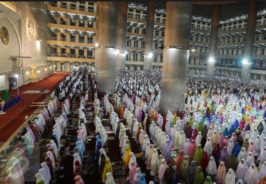 Kegiatan di Bulan Suci Ramadhan