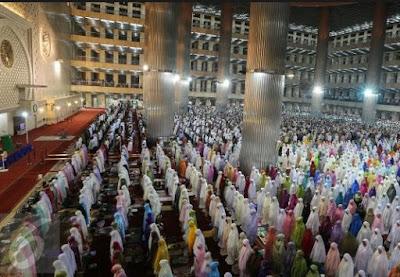 Pemerintah Indonesia melalui Kementerian Agama  Berbagai Contoh Kegiatan Ibadah di Bulan Ramadan