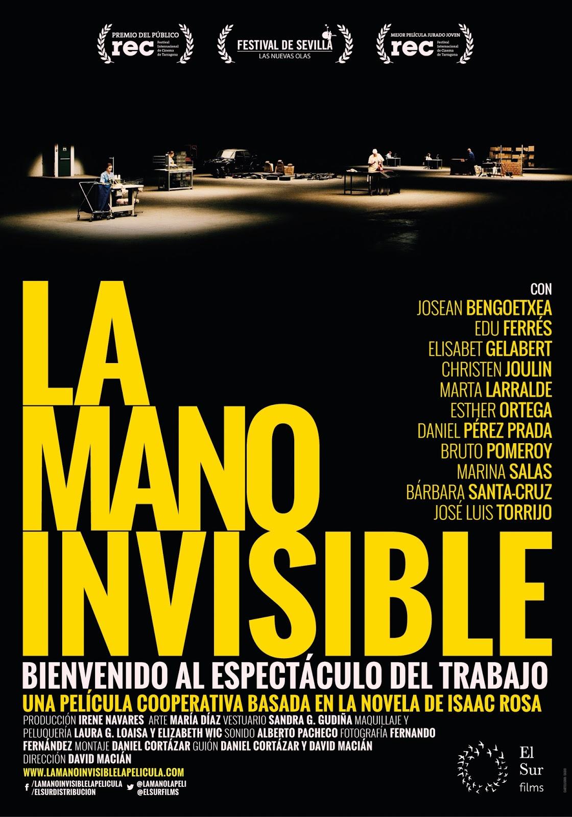 ver La mano invisible 2017