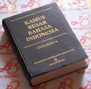 kata dalam bahasa Indonesia