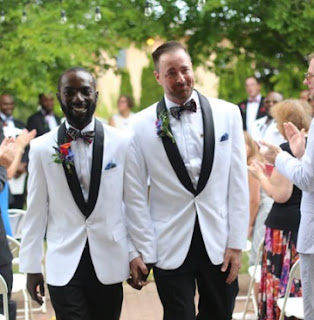 A Delta Man,  David Ukre's Gay Marriage Abroad That Broke The Internet