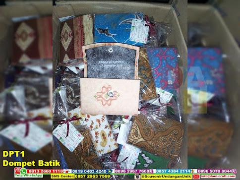 jual Dompet Batik