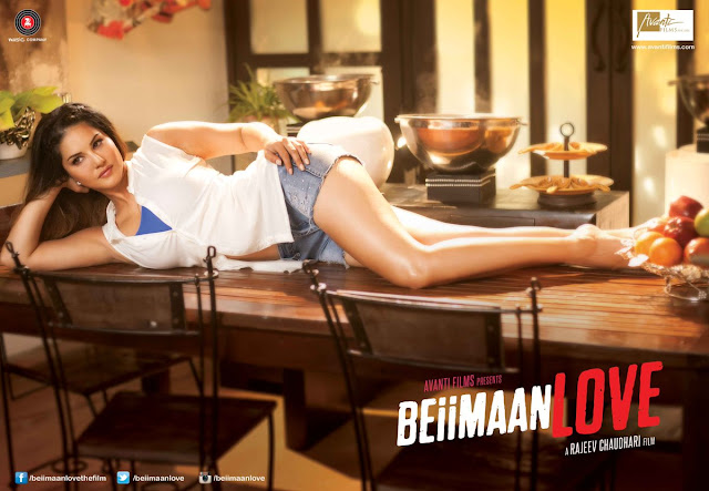 BEIIMAAN LOVE MOVIE REVIEW actors Sunny Leone, Rajniesh Duggall