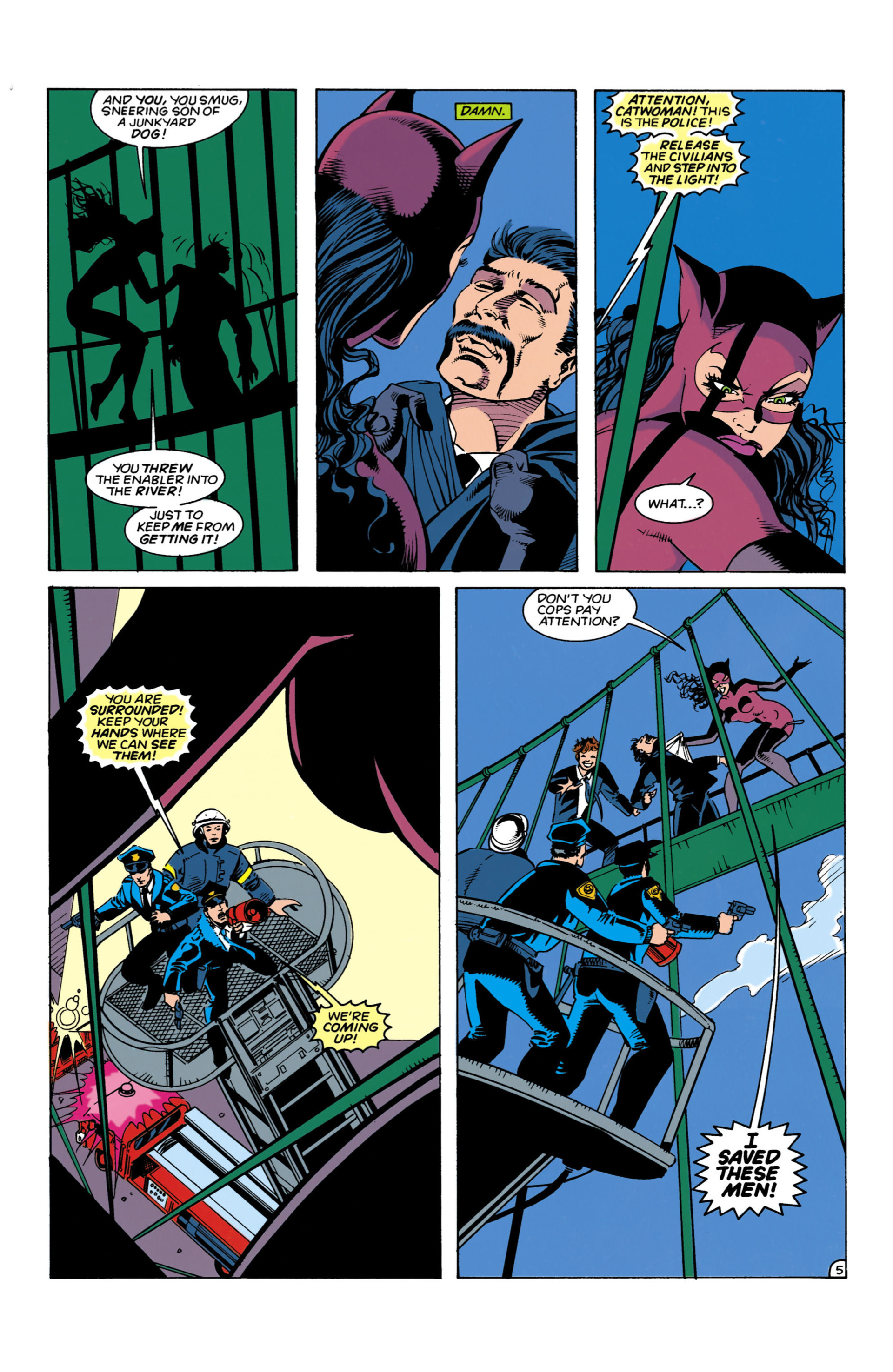 Catwoman (1993) Issue #13 #18 - English 6