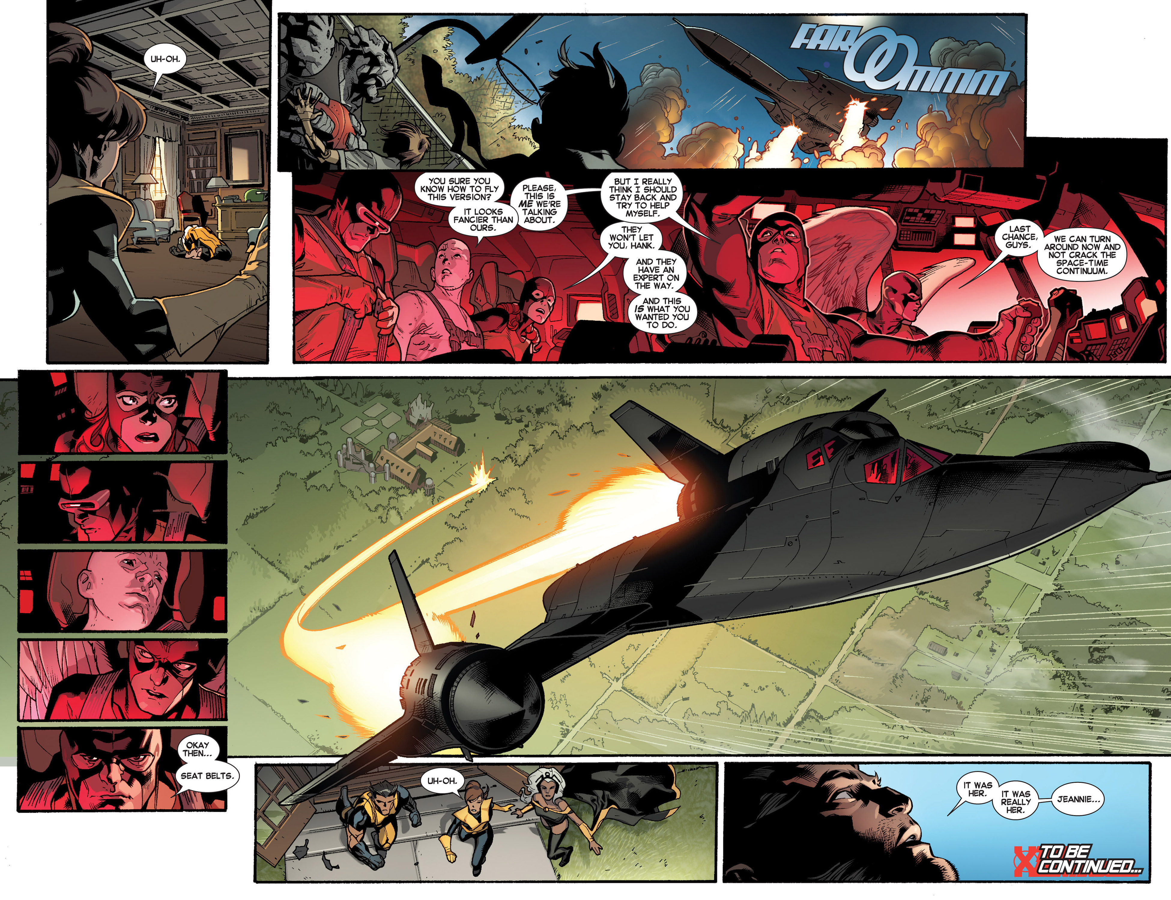 Read online All-New X-Men (2013) comic -  Issue #2 - 18