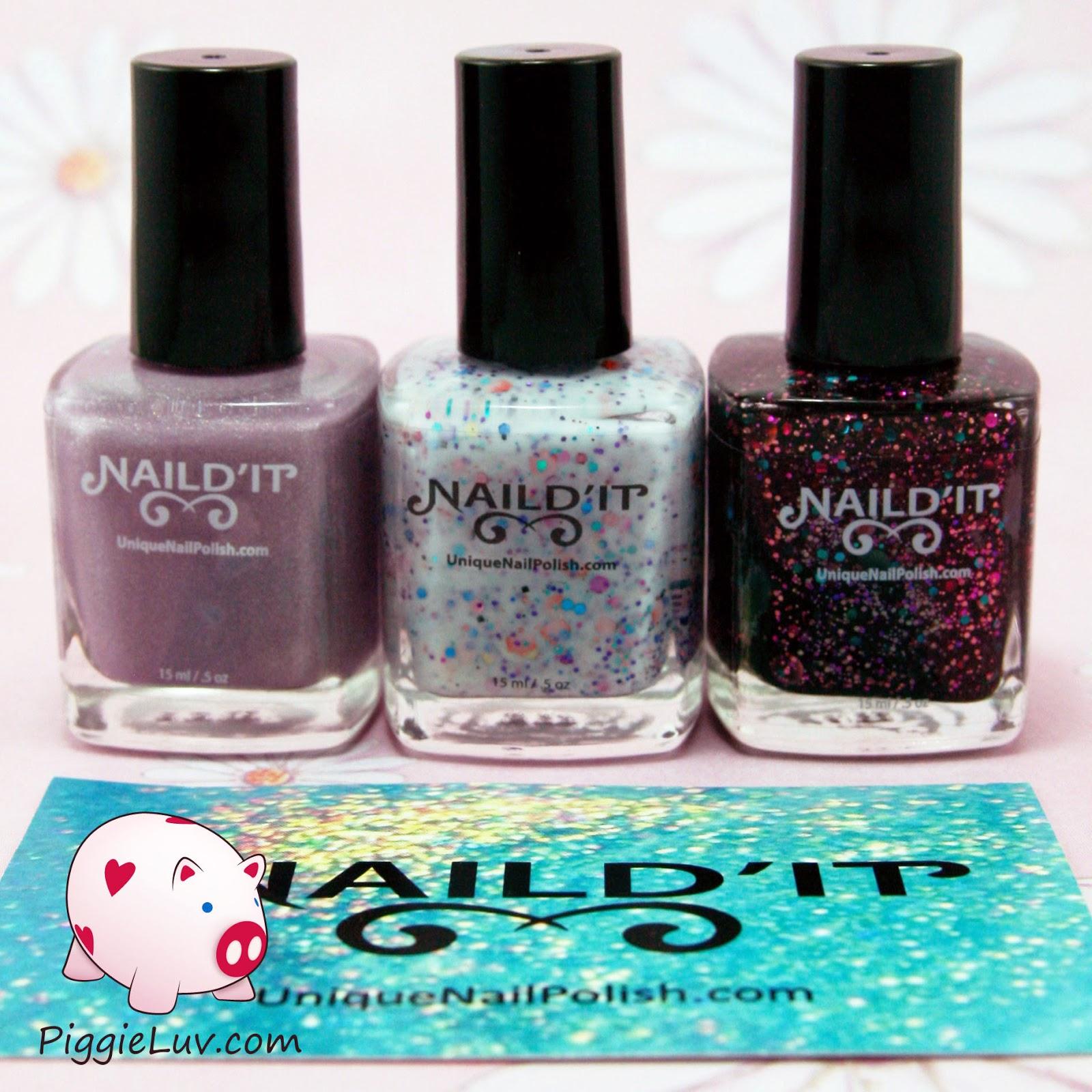 Unique Nail Polish Bottles - Nail Ftempo