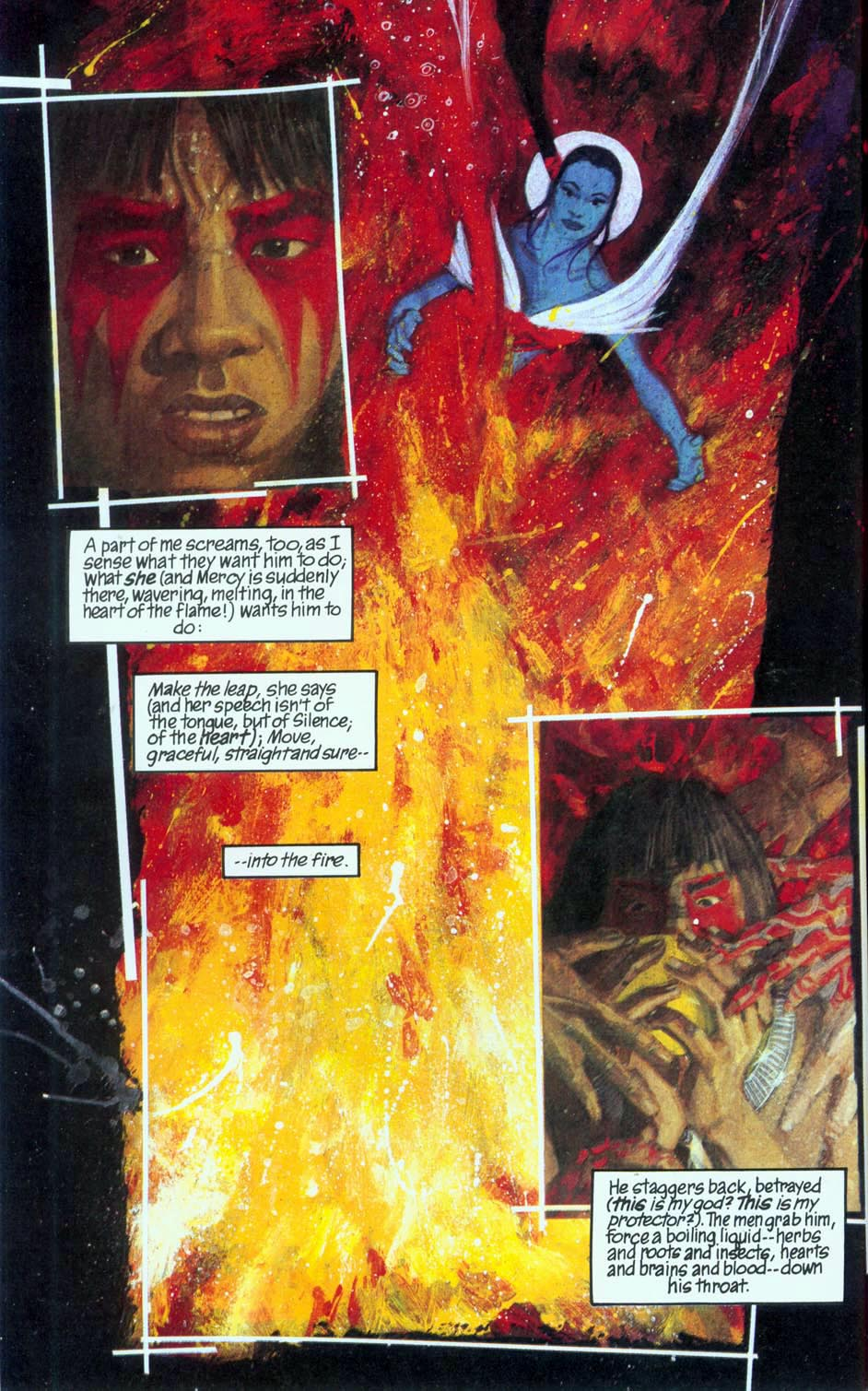 Read online Mercy comic -  Issue # Full - 37
