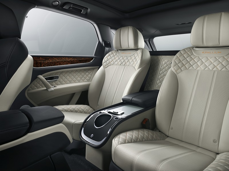 2018 bentley suv interior. interesting bentley the ultimate handcrafted interior and 2018 bentley suv interior