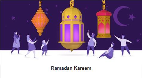 Ramadan Mubarak Cute Wishes, Lovely Ramadan Greetings