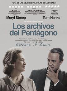 nos vamos al cine, cartelera, cine, película, the post, los archivos del pentagono,