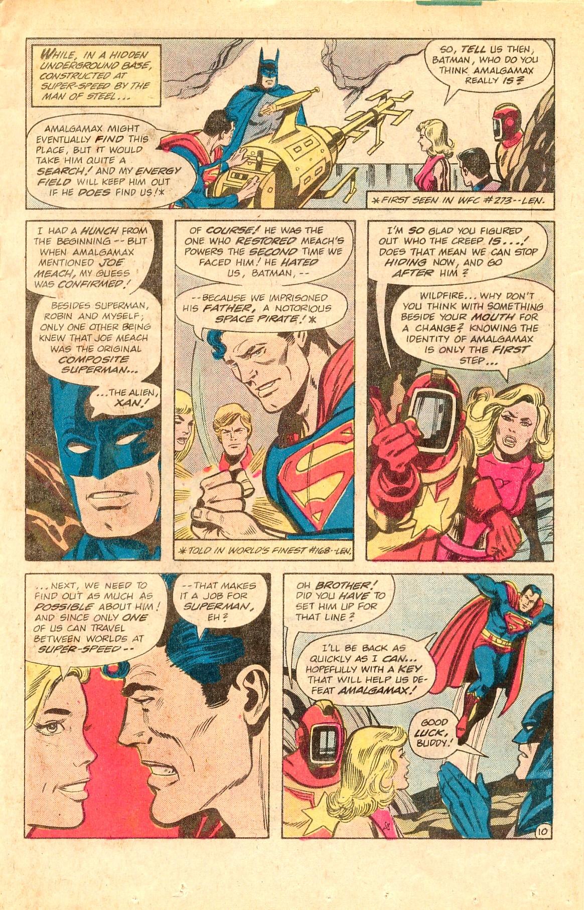 Read online World's Finest Comics comic -  Issue #284 - 15