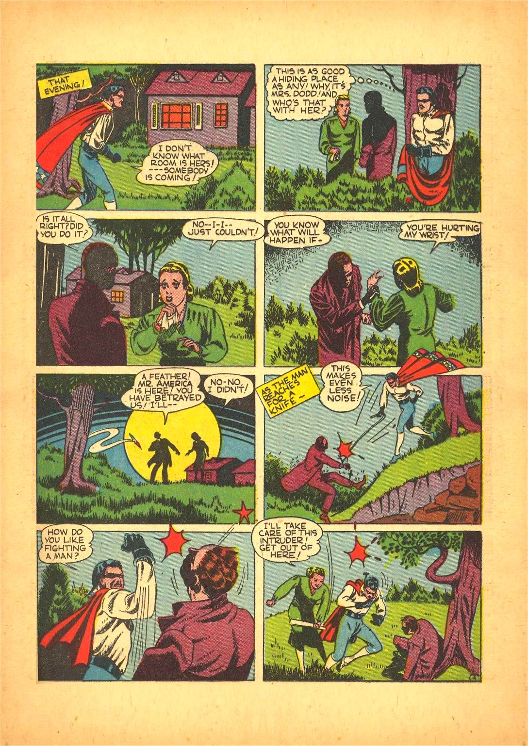 Read online Action Comics (1938) comic -  Issue #50 - 47