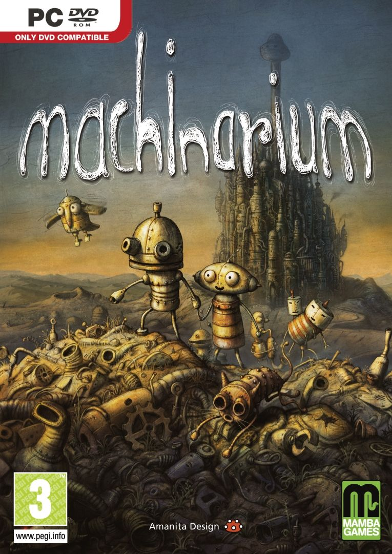GRATUIT GRATUIT TÉLÉCHARGER PC MACHINARIUM COMPLETE VERSION