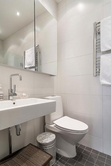 Thiết kế nhà vệ sinh tiện lợi hợp phong thủy