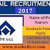 Steel Authority of India Limited Recruitment 2017– 46 Nurses