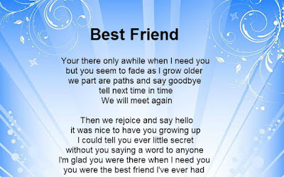 Friends Forever Poems In Hindi Best Friend Poems What...