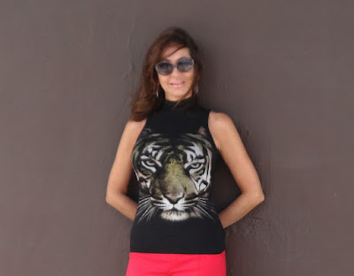 Miami's cat woman