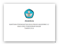 Download Pedoman Bantuan Kualifikasi Akademik S-2 Tahun 2016