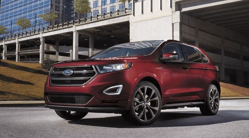 2017 Ford Fusion Recalls