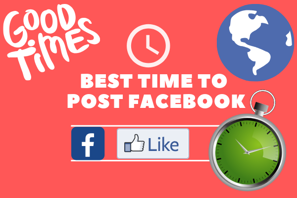 Best Time To Post Facebook