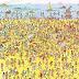 Peu de gens arrivent à trouver Pikachu qui se cache dans cette image de Où Est Charlie!
