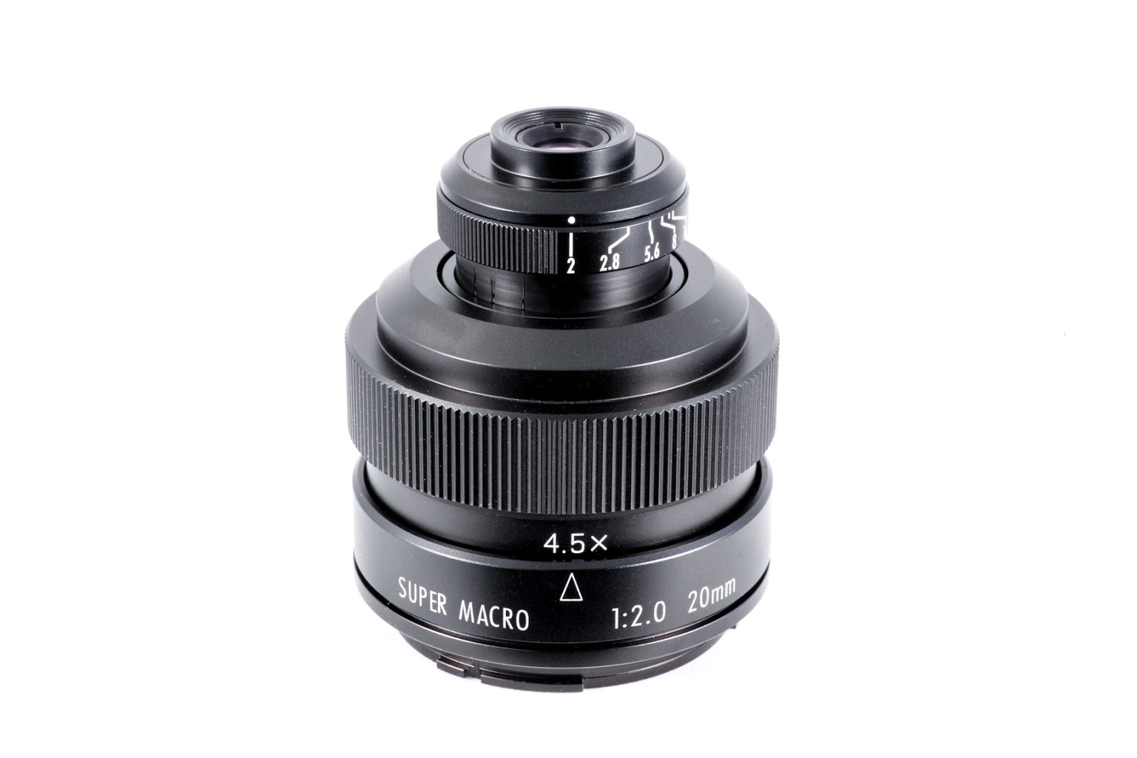 ZY Optics Mitakon 20mm f/2
