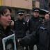 Režim može još gore: Specijalci zgazili cvijeće posvećeno ubijenom djetetu; Velika žuta traka, kojom se obilježava mjesto zločina, ispunjeno specijalcima, koji gaze po cvijeću posvećenom ubijenom djetetu – e, to vam je Republika Srpska