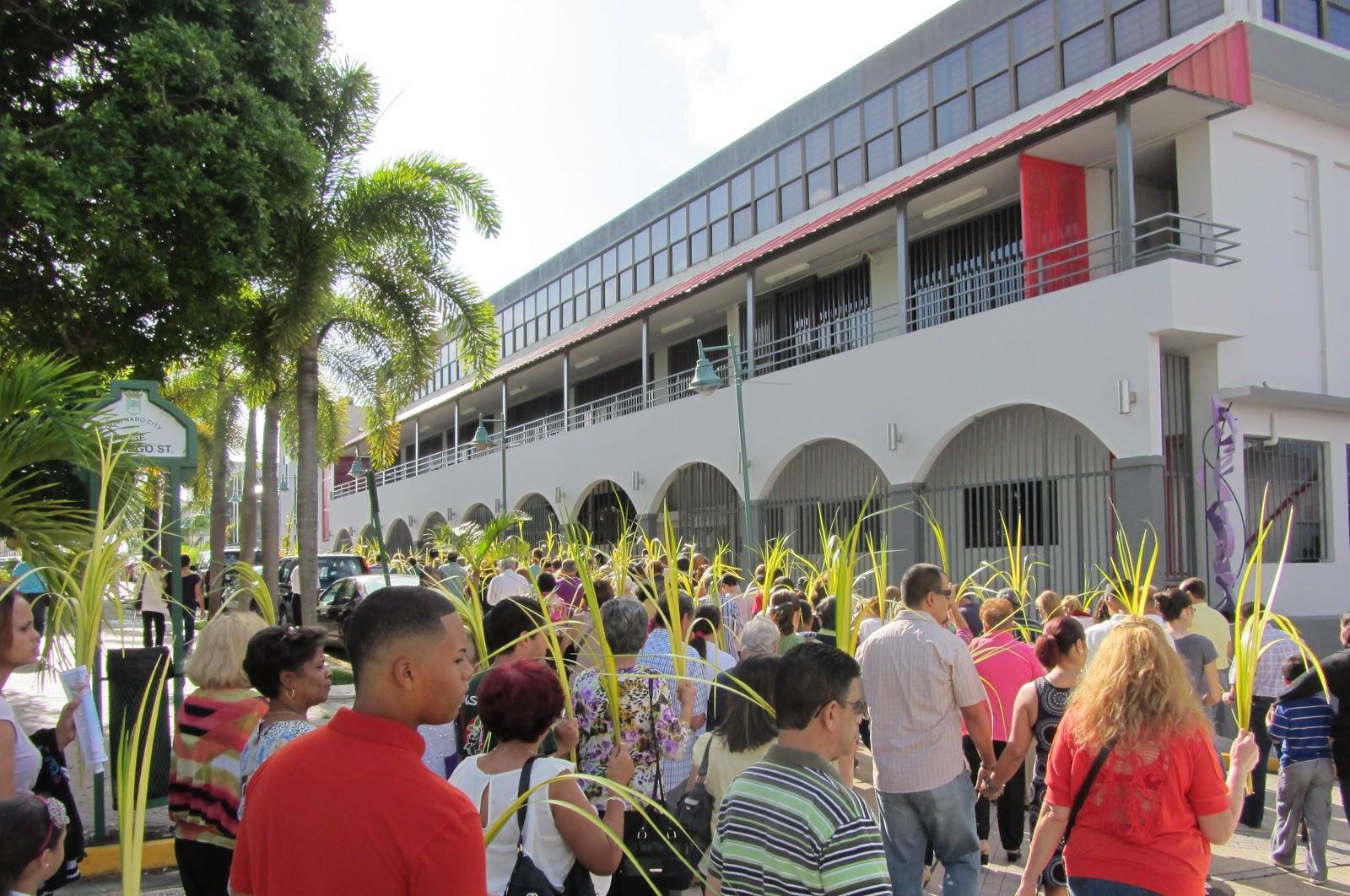 Puerto En Santa Semana Rico