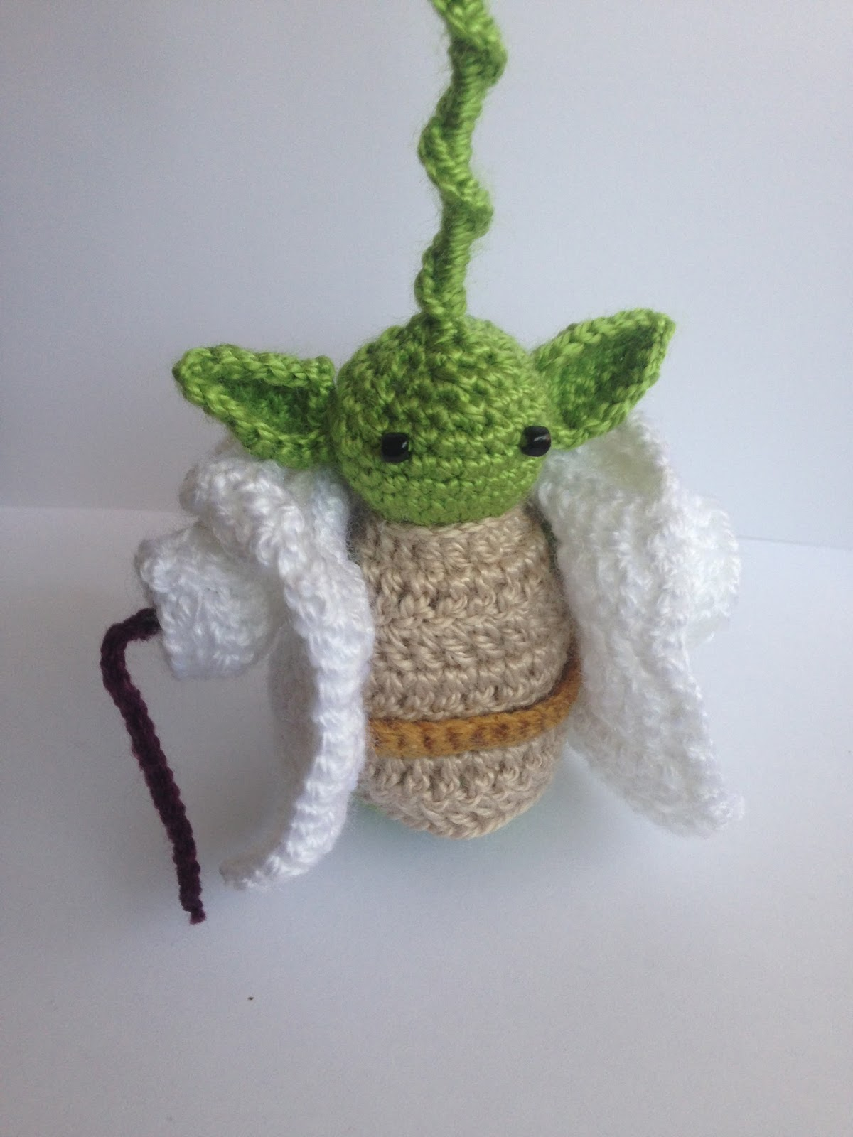 Baby Yoda Amigurumi – Minasscraft Patrones Amigurumis | 1600x1200