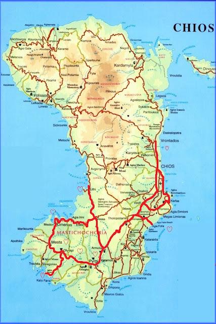 sakız adası gezilecek yerler, chios plajlar, deniz, yunan adası, tatil, nereye gidelim, neler yapılır, glari, karfas, pyrgi, mesta, feribot, ne kadar, vessa