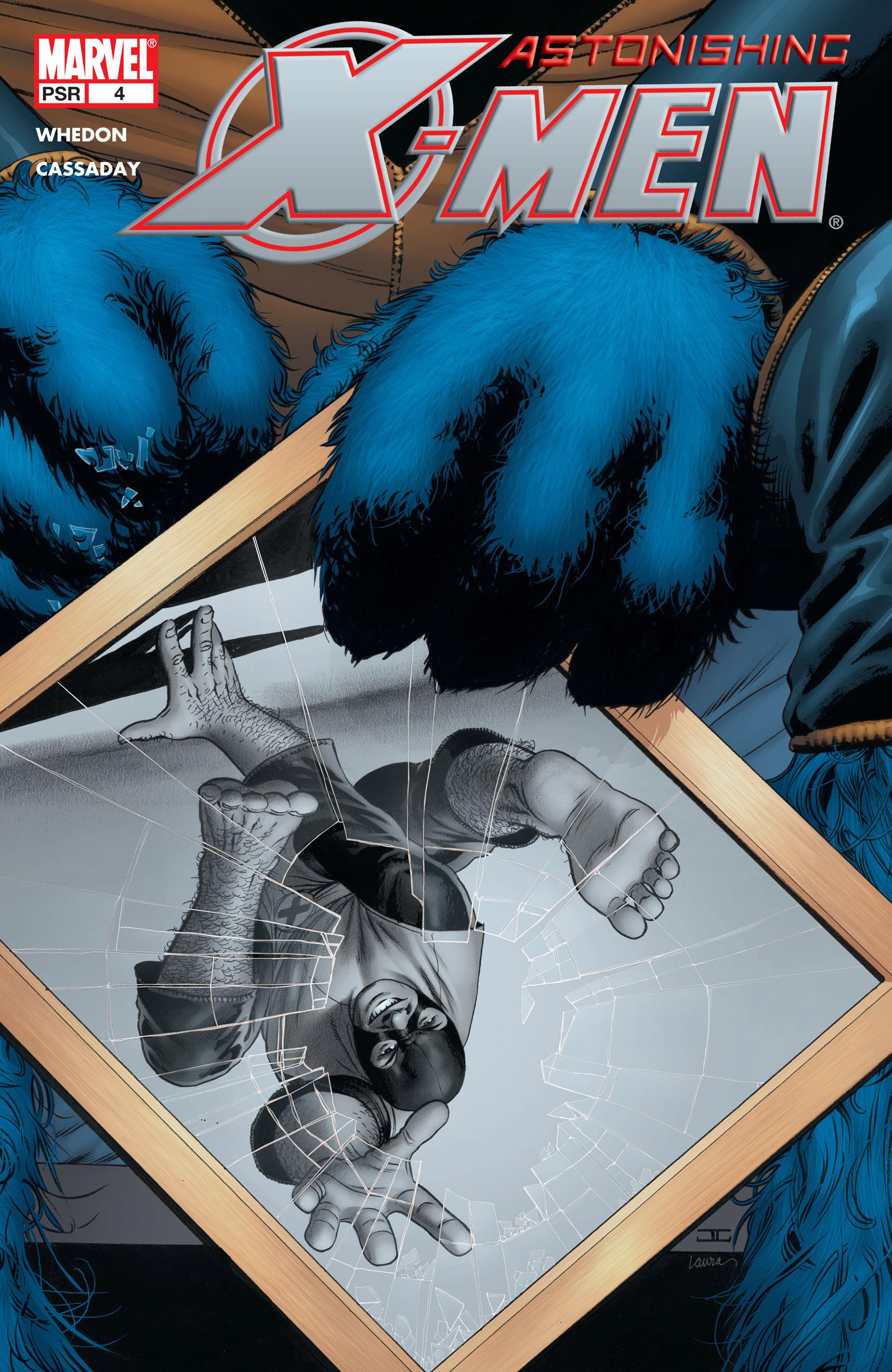 Read online Astonishing X-Men (2004) comic -  Issue #4 - 1
