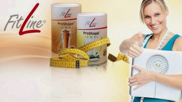 Perdere peso con Fitline Proshape All in 1