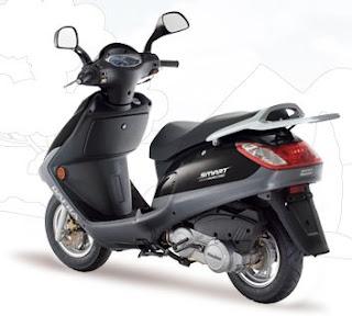 Nova Dafra Smart 125